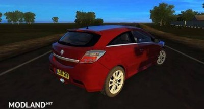 Vauxhall Astra (GM Vectra GT) [1.3.3], 3 photo